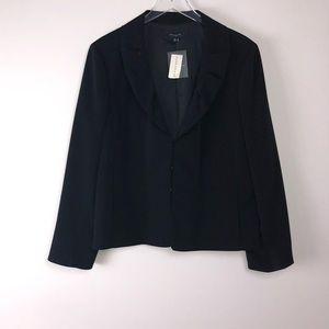 NWT Classic Black Blazer
